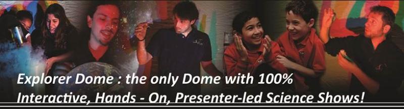 Dome-header