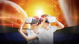 VR education workshops UK