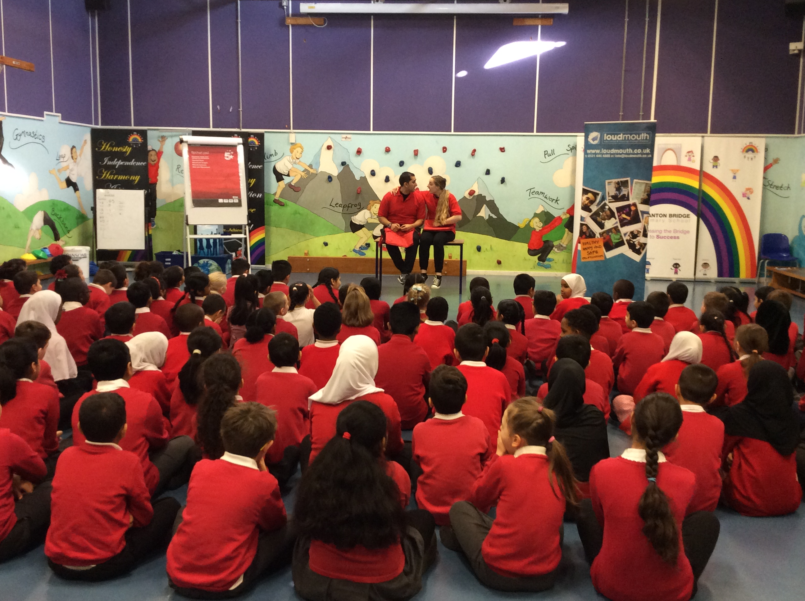 Anti-Bullying School Workshops